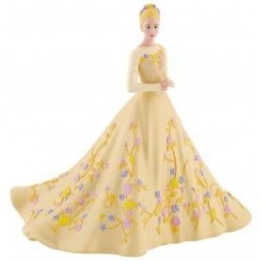 Bullyland - Cinderella - Cinderella Cream Dress (Film Version)