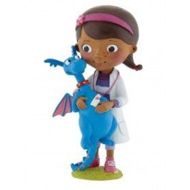 Bullyland - Doc McStuffins - Doc and Stuffy