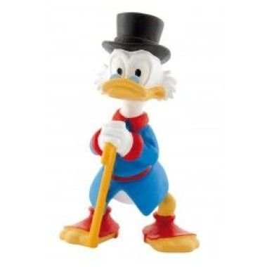 Bullyland - Donald Duck - Scrooge McDuck