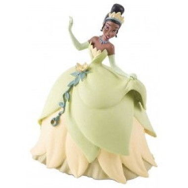 Bullyland - Frog Princess - Princess Tiana Green Dress