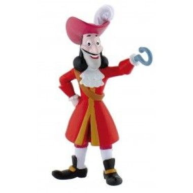 Bullyland - Jake and the Neverland Pirates - Captain Hook