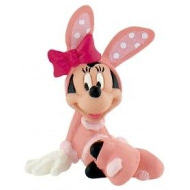 Bullyland -Mickey - Minnie Mouse Easter
