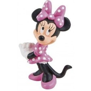 Bullyland -Mickey - Minnie Mouse
