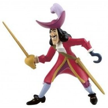 Bullyland - Peter Pan - Captain Hook