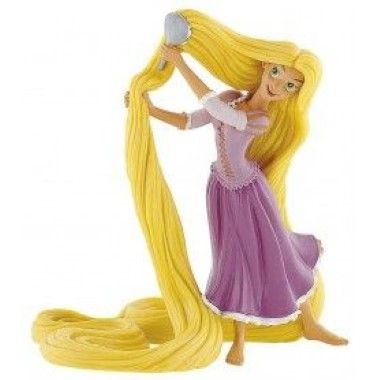 Bullyland - Tangled - Rapunzel with Comb