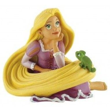 Bullyland - Tangled - Rapunzel with Pascal