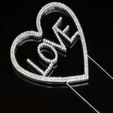 Diamante Design - Love Heart