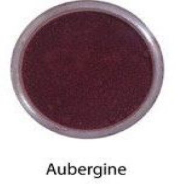 Diamond Paste - Powder Colour - Aubergine