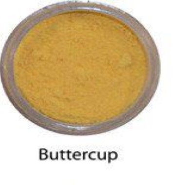 Diamond Paste - Powder Colour - Buttercup