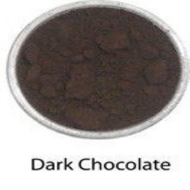 Diamond Paste - Powder Colour - Dark Chocolate
