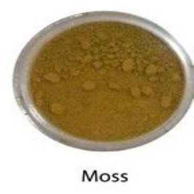 Diamond Paste - Powder Colour - Moss