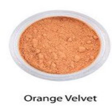 Diamond Paste - Powder Colour - Orange Velvet