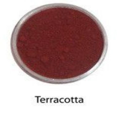 Diamond Paste - Powder Colour - Terracotta