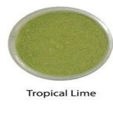 Diamond Paste - Powder Colour - Tropical Lime