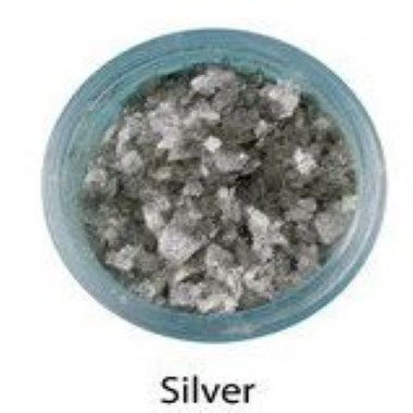 Diamond Paste   Edible Glitter   Silver