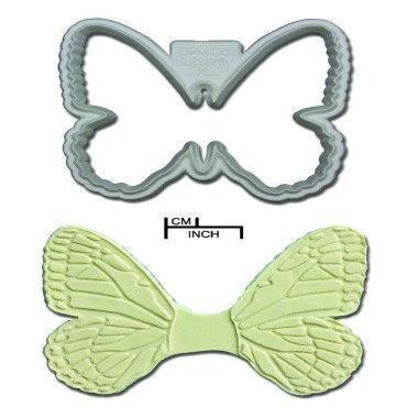 Diamond Paste - Flexi Cutter - Butterfly and Veiner Extra Large