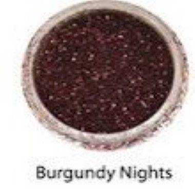 Diamond Paste   Glitter Colour   Burgundy Night