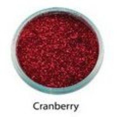 Diamond Paste   Glitter Colour   Cranberry