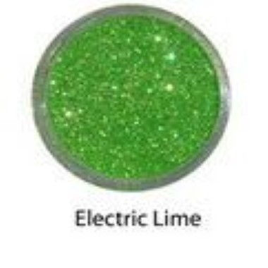 Diamond Paste   Glitter Colour   Electric Lime