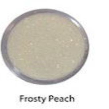 Diamond Paste   Glitter Colour   Frosty Peach