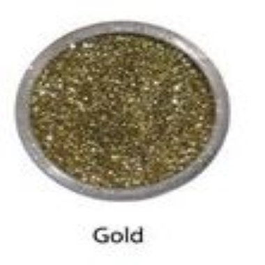 Diamond Paste   Glitter Colour   Gold
