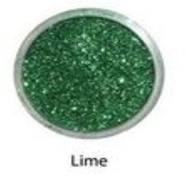 Diamond Paste   Glitter Colour   Lime