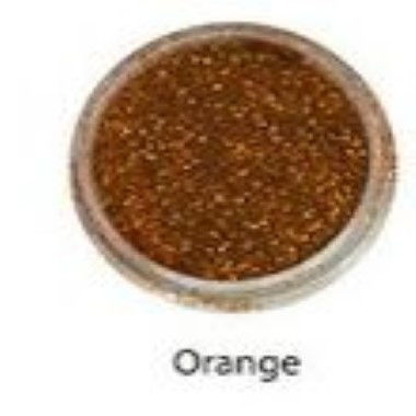 Diamond Paste - Glitter Colour - Orange