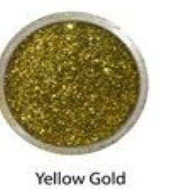 Diamond Paste - Glitter Colour - Yellow Gold