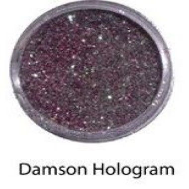 Diamond Paste - Glitter Colour - Damson Hologram