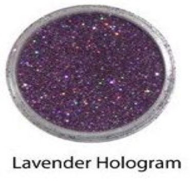 Diamond Paste - Glitter Colour - Lavender Hologram