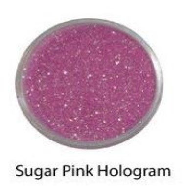 Diamond Paste - Glitter Colour - Sugar Pink Hologram