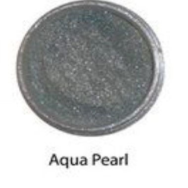 Diamond Paste - Lustre Colour - Aqua Pearl