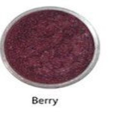 Diamond Paste - Lustre Colour - Berry