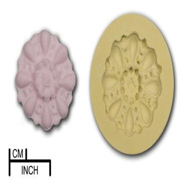 Diamond Paste - Mould - Brooch