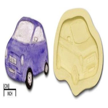 Diamond Paste - Mould - Car