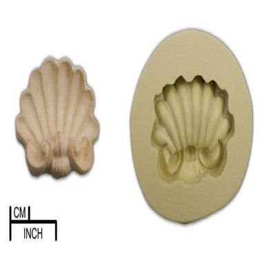 Diamond Paste - Mould - Classic Shell