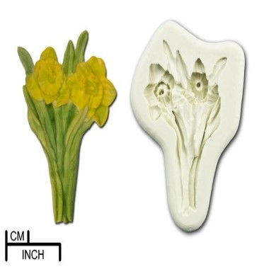 Diamond Paste - Mould - Daffodil
