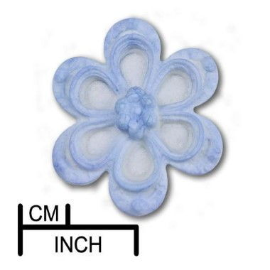 Diamond Paste - Mould - Daisy Brooch