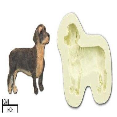 Diamond Paste - Mould - Dog - Dachsund