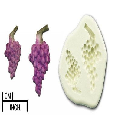 Diamond Paste - Mould - Grapes 2 Medium and Small