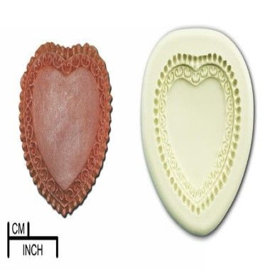 Diamond Paste - Mould - Heart