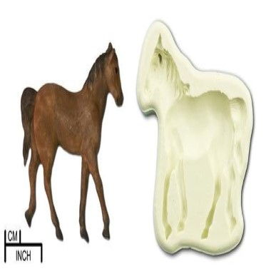 Diamond Paste - Mould - Horse Large