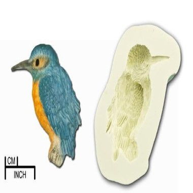 Diamond Paste - Mould - Kingfisher