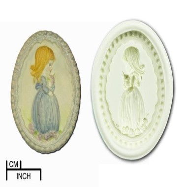 Diamond Paste - Mould - Pretty Maid