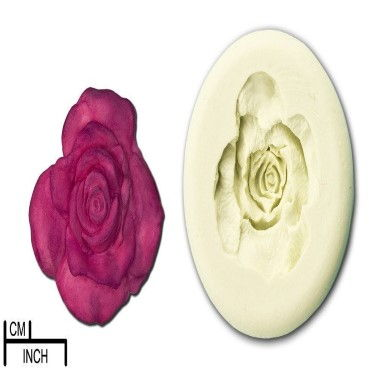 Diamond Paste - Mould - Rose Medium
