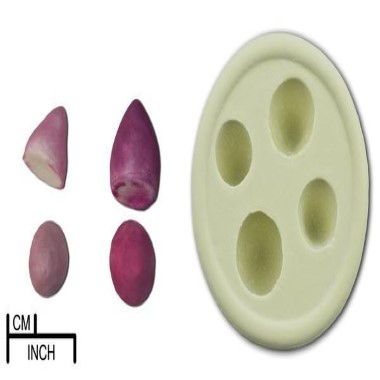 Diamond Paste - Mould - Rose Cone Mould