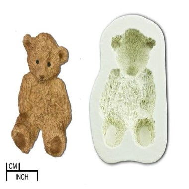 Diamond Paste - Mould - Teddy
