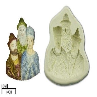 Diamond Paste - Mould - Three Kings