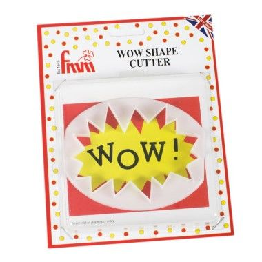 FMM - Wow Shape Cutter