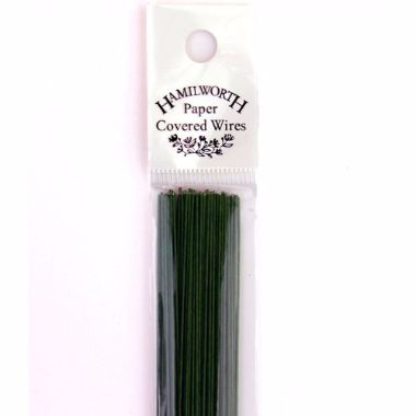 Hamilworth 30 Gauge Green Wires
